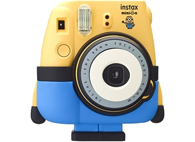 Camera Fujifilm Instax Mini 8 Minions Edition - Κίτρινο