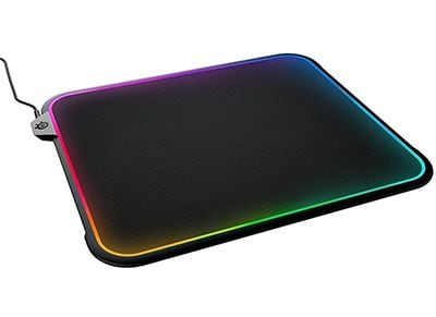 Gaming Mousepad Steelseries QcK Prism Μαύρο