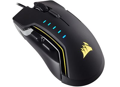 Gaming Mouse Corsair GLAIVE RGB Aluminium