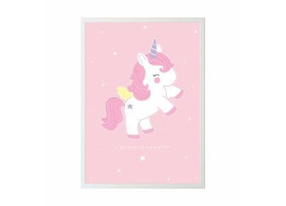 Πόστερ Baby Unicorn Α Little Loving Company