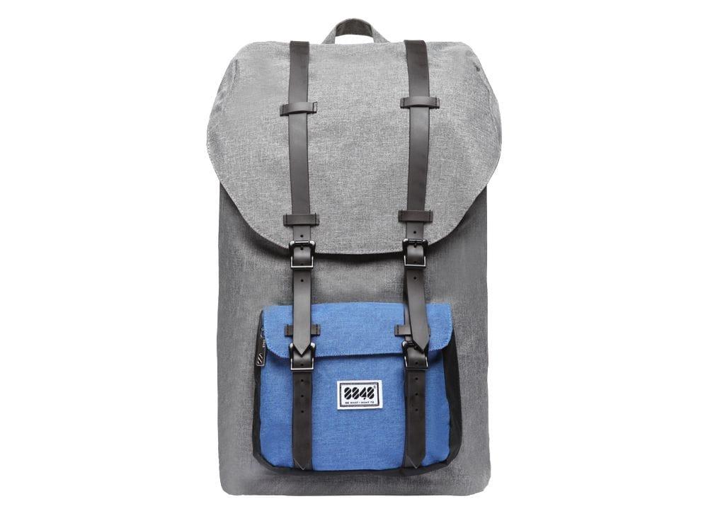 "Backpack 8848 Bana: Τσάντα Laptop 15.6"" Travel Backpack 8848 S15005-12"