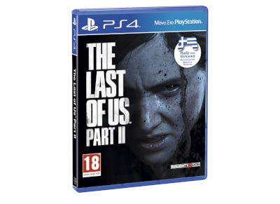 The Last of Us Part II Standard Edition – PS4 Game