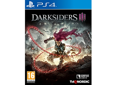 Darksiders III – PS4 Game