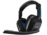 Gaming Headset - Astro A20 Wireless II - Γκρι/Μπλε