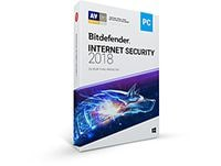 Bitdefender Internet Security 2018 - 1 έτος (1 PC)