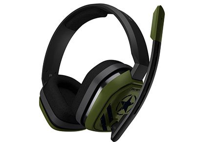 Astro A10 - Gaming Headset - Call of Duty Edition - Black