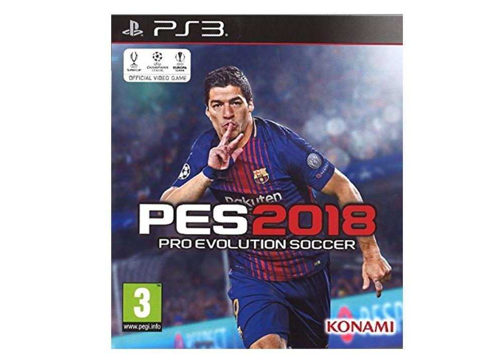 Pro Evolution Soccer 2018 - PS3 Game | Public