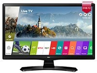 "Monitor TV LG 24"" Smart HD Ready 24MT49S-PZ"