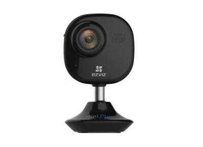 Ασύρματη IP Camera - Ezviz Mini Plus 1080p LED - Μαύρο