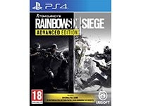 Tom Clancy's Rainbow Six Siege Year 3 Advanced Edition - PS4 Game