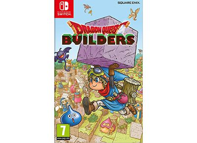 Dragon Quest Builders – Nintendo Switch Game