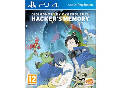 Digimon Story Cyber Sleuth Hacker's Memory - PS4 Game