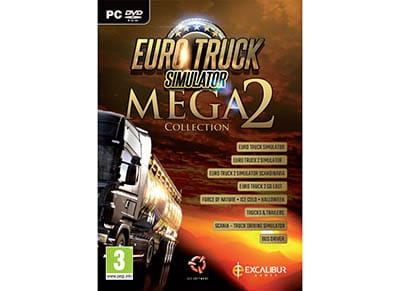 Eurotruck Simulator Mega Collection 2 - PC Game gaming   παιχνίδια ανά κονσόλα   pc