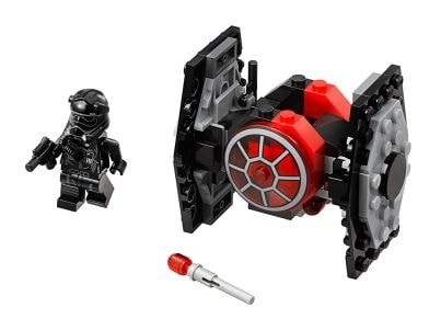 LEGO® Πρώτο Τάγμα TIE Fighter™ Microfighter