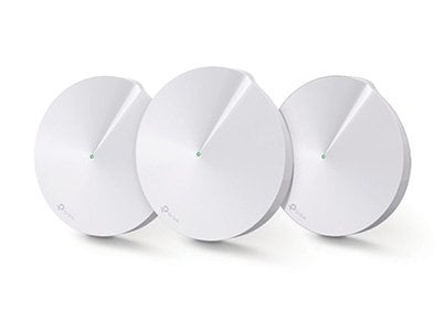 TP-LINK Deco M5 Whole Home Mesh WiFi System (3 Pack)