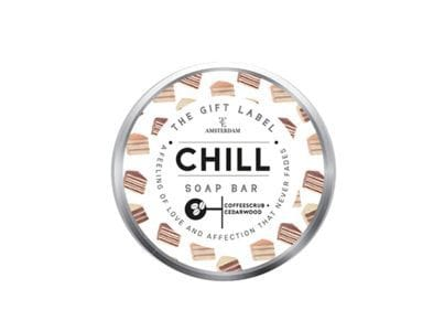 Σαπούνι The Gift Label Chill - Coffee Soap Bar - 70g