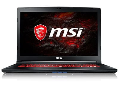 "Laptop MSI GL72M 17.3"" (i5-7300HQ/8GB/1TB & 128GB/GTX1050 2GB)"