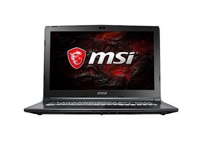 "Laptop MSI GL62M 15.6"" (i7-7700HQ/8GB/1TB & 128 GB/GTX1050 Ti 4GB)"