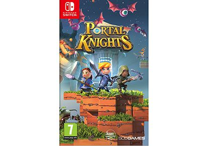 Portal Knights – Nintendo Switch Game