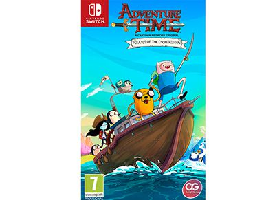 Adventure Time: Pirates of the Enchiridion – Nintendo Switch Game