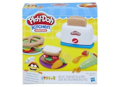 Toaster Creations Play-Doh