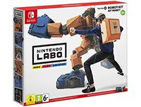 Nintendo Labo Robot Kit - Nintendo Switch Game