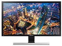 "Οθόνη Υπολογιστή 28"" Samsung LU28E590DS/EN - Ultra HD TN LED Monitor"