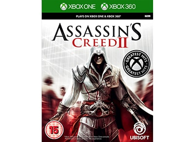 Assassin's Creed II - Xbox One/360 Game