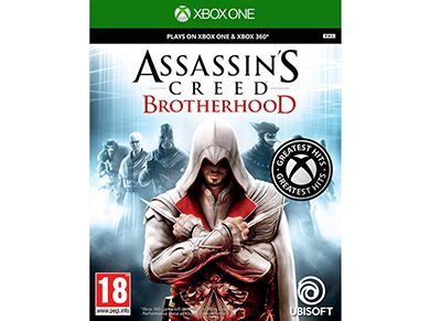 Assassin's Creed Brotherhood - Xbox One/360 Game
