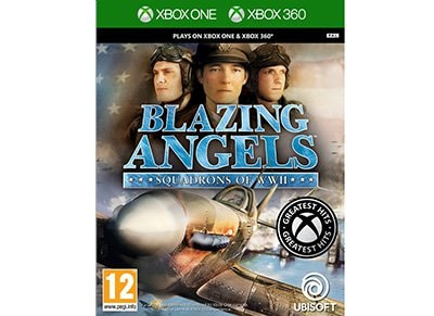 Blazing Angels: Squadrons of WWII - Xbox One/360 Game gaming   παιχνίδια ανά κονσόλα   xbox 360