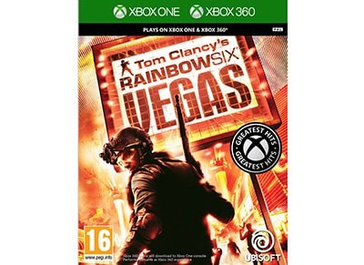 Tom Clancy's Rainbow Six Vegas – Xbox One/360 Game