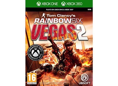 Tom Clancy's Rainbow Six Vegas 2 – Xbox One/360 Game