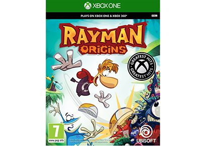 Rayman Origins - Xbox One/360 Game