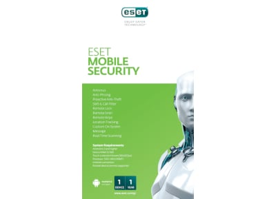 Eset Mobile Security για Android 1 έτος