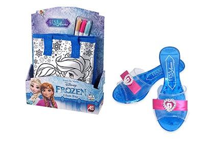 Σετ Frozen Τσάντα Glam Bag και Γοβάκια ecda96e21f2