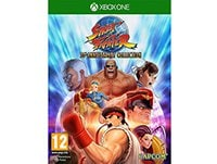 Street Fighter 30th Anniversary Edition - Xbox One Game