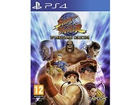 Street Fighter 30th Anniversary Edition - PS4 Game
