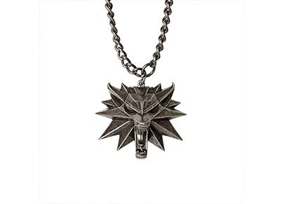 Μενταγιόν Jinx The Witcher Wild Hunt - Medallion & Chain gaming   gaming cool stuff   merchandise