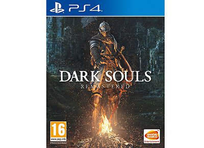 PS4 Used Game: Dark Souls Remastered