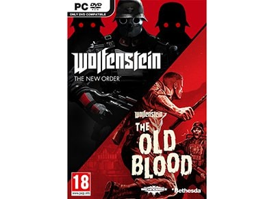 Wolfenstein: The New Order & The Old Blood Double Pack - PC Game gaming   παιχνίδια ανά κονσόλα   pc
