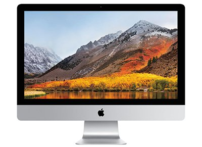 "Apple iMac 27"" (i7/8GB/2TB/Radeon Pro 580)"