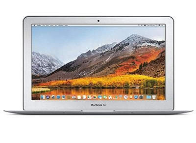 "Apple MacBook Air 13.3"" (i7/8GB/128GB/HD) Silver"