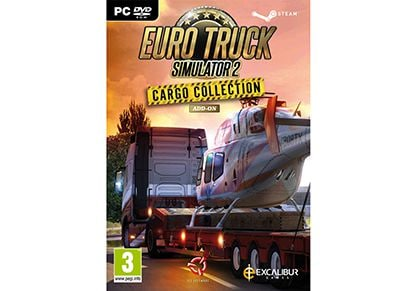 Euro Truck Simulator 2 Cargo Collection Add-On - PC Game gaming   παιχνίδια ανά κονσόλα   pc