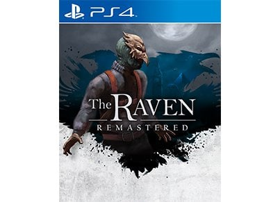The Raven Remastered - PS4 Game gaming   παιχνίδια ανά κονσόλα   ps4