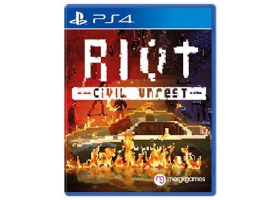 Riot: Civil Unrest - PS4 Game