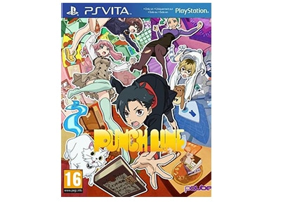 Punchline - PS Vita Game