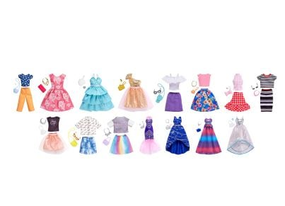 7acce149ffcf Barbie Βραδινά Σύνολα (1 Τεμάχιο)