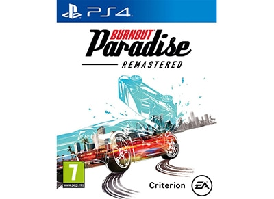 Burnout Paradise Remastered – PS4 Game