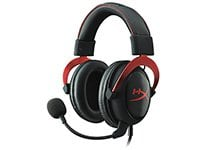 HyperX Cloud ΙΙ Pro Red - Gaming Headset Κόκκινο