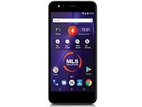 MLS Flame 4G 2018 8GB Χρυσό Dual Sim 4G Smartphone
